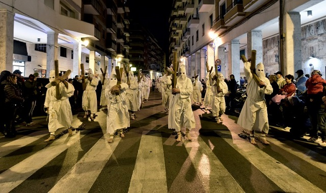 IN PICTURES: Easter celebrations and festivals across Italy