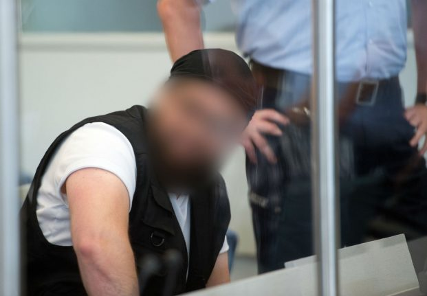 Islamist given life sentence for trying to bomb Bonn train station