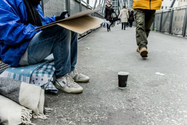 Beggars leaving Norway after documentary film: reports
