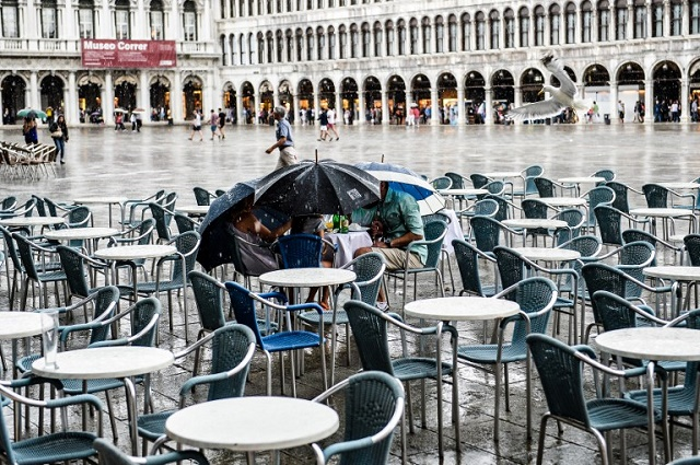 Easter weather: Italy's in for rain and storms this weekend
