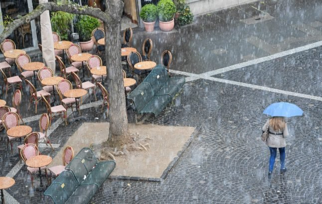 More rain, snow and sleet predicted for the week ahead