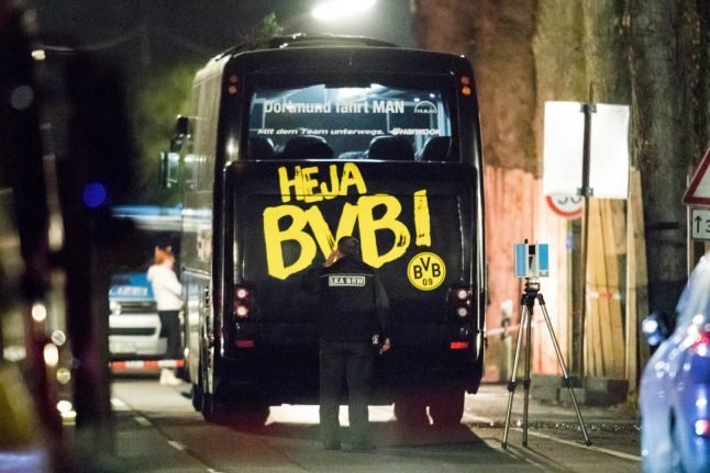 The Dortmund bus attack: what we know and what we don't