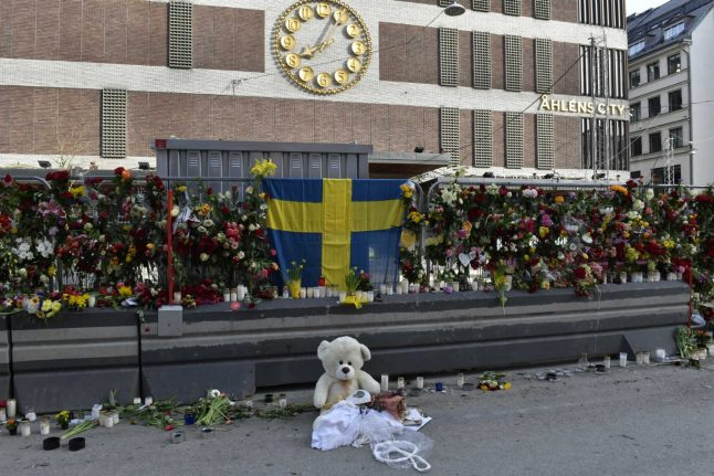 Swedes to hold peace vigil after truck attack, probe deepens