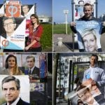 French voters go to the polls with their country and Europe at a crossroads