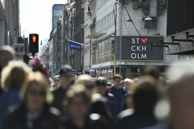 Stockholm truck attack suspect 'interested in Isis': police