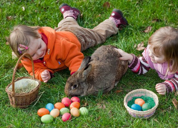 Easter in Germany: The very deutsch origins of the Easter Bunny