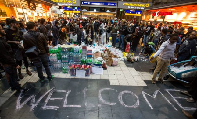 Refugees not so welcome: most Germans say country has reached its limit