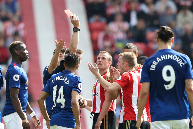 Sebastian Larsson's red card appeal rejected