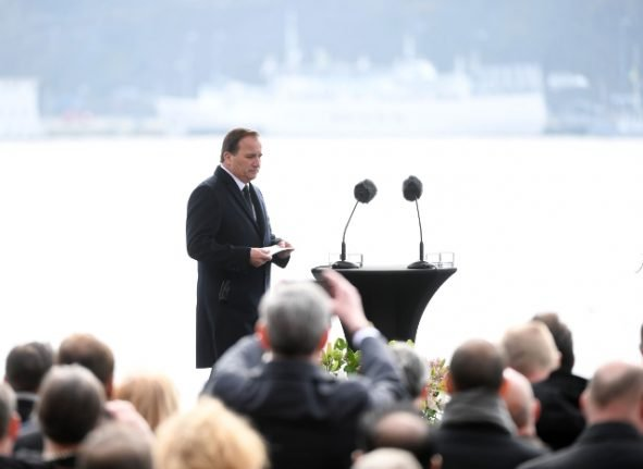 Sweden remembers truck attack victims