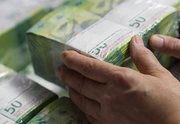 Time is running out for exchange of old Swiss banknotes