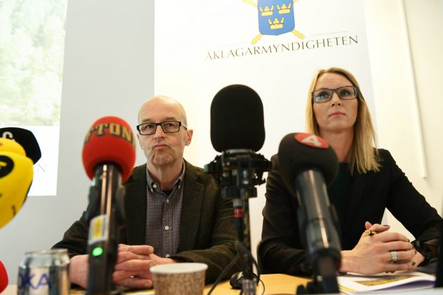 Suspect in Swedish family murder case 'can be' convicted: experts