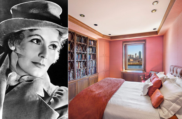 In pictures: Step inside Greta Garbo's NYC luxury apartment