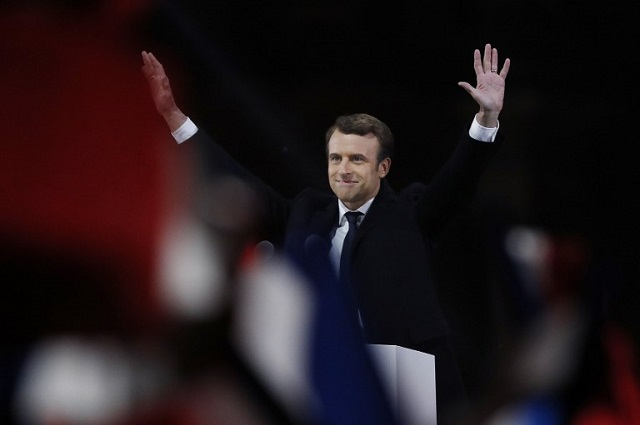 French elections: How Italy's politicians greeted Macron win