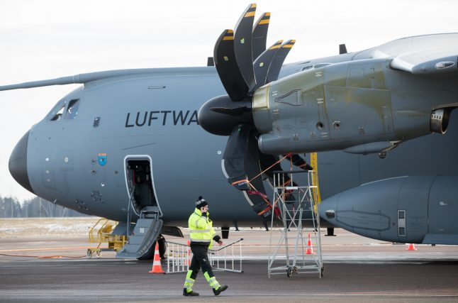 Airbus delays could leave German military without transport aircraft in 4 years