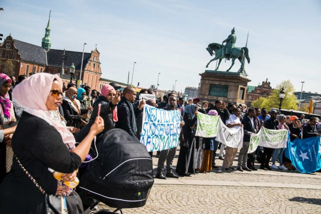 Racism plays a role in migrants' exclusion in Denmark: report
