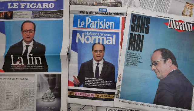 Macron riles French media with reporter ban