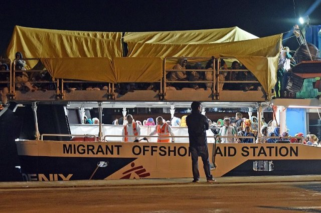 At least 30 people have drowned in a new Mediterranean disaster