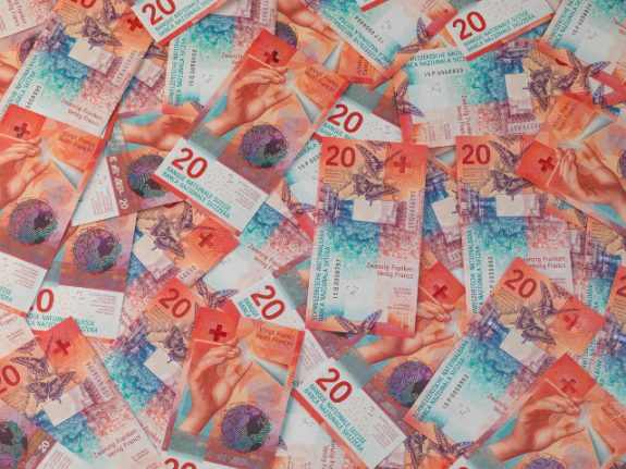 Introducing Switzerland's new 20 franc banknote