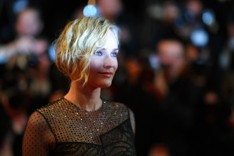 Manchester horror looms over Kruger movie at Cannes