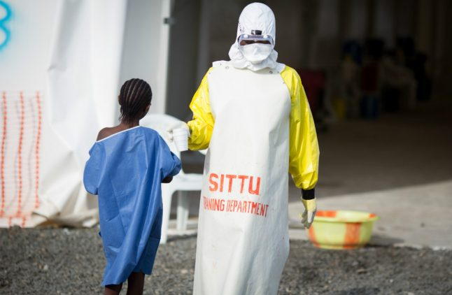 World under-prepared for next serious epidemic, German health minister warns