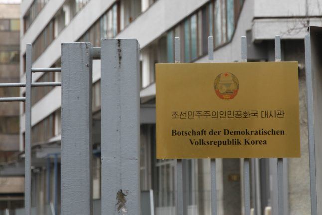 Berlin backpackers inadvertently funded North Korea