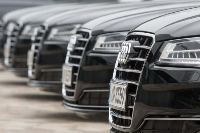 24,000 Audis in Europe have emission-cheating gear, Germany finds