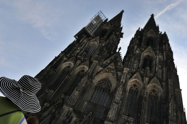 10,000 Muslims to march in Cologne against terrorism