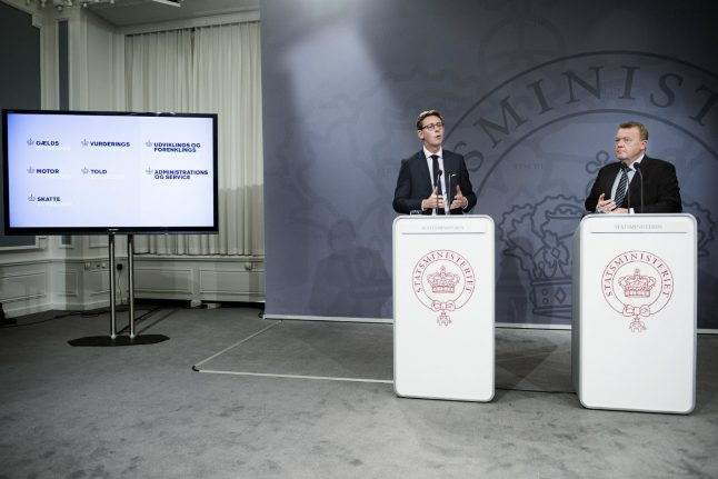 After years of scandals, here's how Denmark's reformed tax authority will look