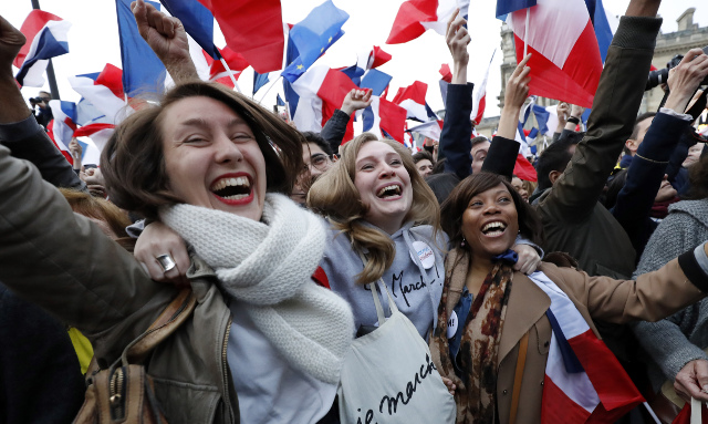 Why are the French feeling more optimistic than they have in a decade?