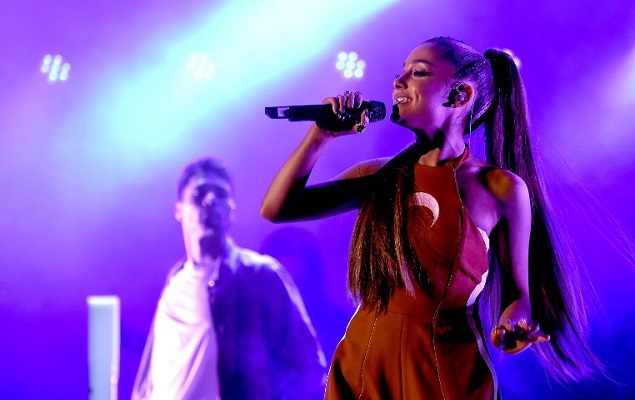 High security in Rome ahead of Ariana Grande concert