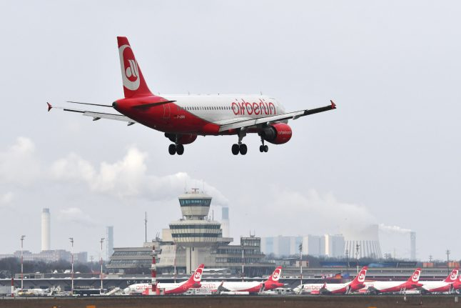 44 cancelled flights on one day: Air Berlin struggles to stay aloft