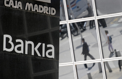 Spain may recover only 28 percent of aid to banks: report
