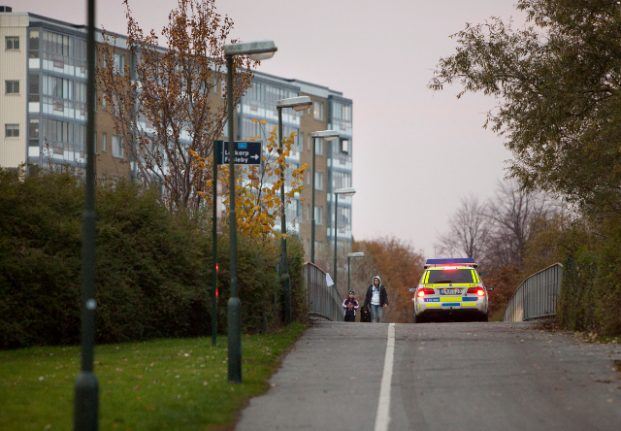So... are they no-go zones? What you need to know about Sweden's vulnerable areas