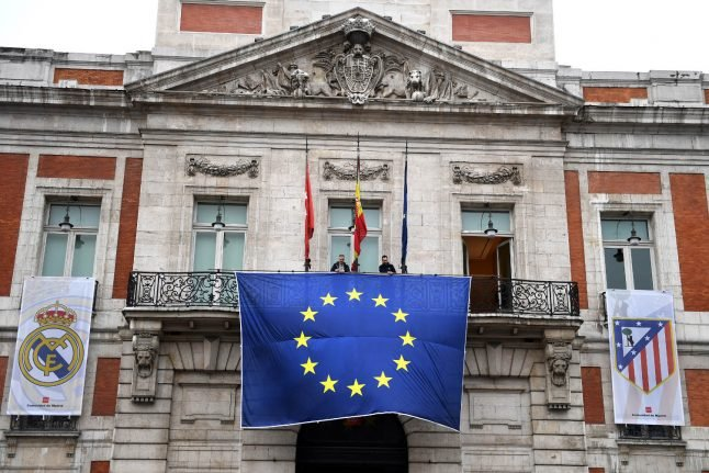 Spaniards most likely to want their own EU referendum, poll shows