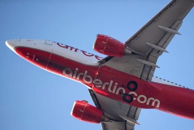 Air Berlin desperately seeks partner, after flight cancellations pile on misery