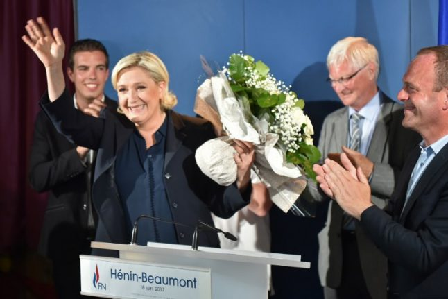 Marine Le Pen's victory masks election dismay for France's National Front