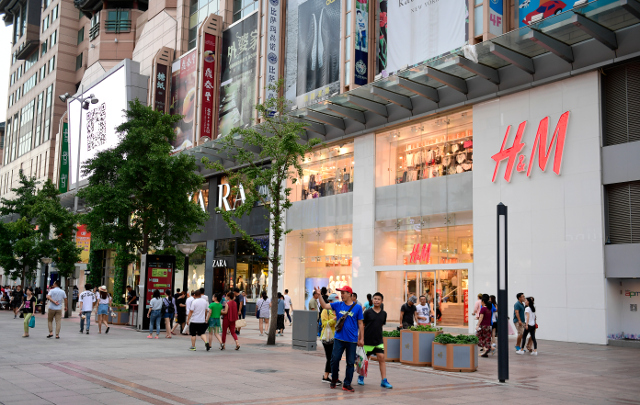 H&M profits boosted by new stores