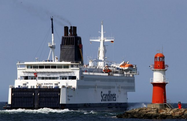Ferries between Denmark and Sweden, Germany paused due to 'threat'