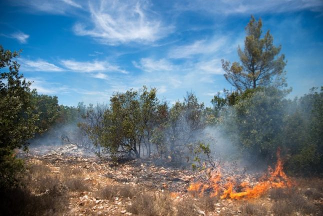 Wildfires are raging in the Mediterranean. What can we learn?