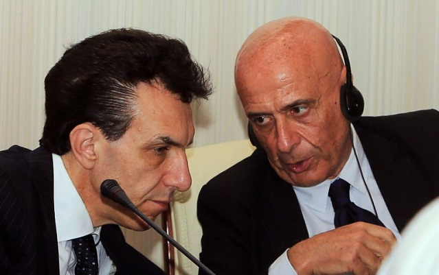 Italy proposes a pact with Libya to tackle human trafficking