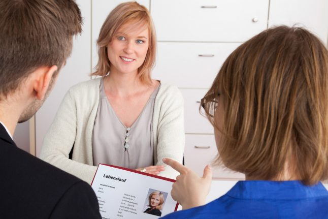 How to convince German bosses to employ you… even without the language