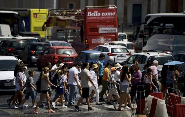 Italy hit by nationwide public transport strike