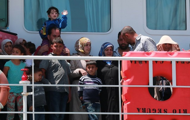 UN warns that Italy cannot handle migrant crisis alone