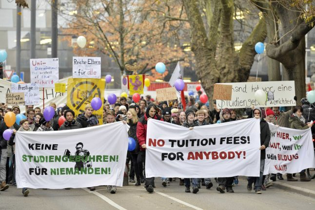 How new fees for non-EU students could hurt German universities