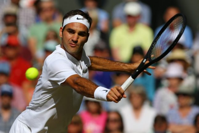 Roger Federer, from Mr Angry to Mr Perfect