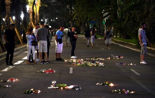 French court bans 'obscene' Nice attack photos