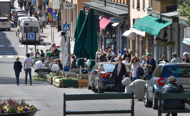 Sweden is the world's best country for immigrants: US study