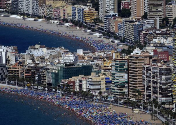 Spain's hotels fight back against fake food poisoning claims from Brits
