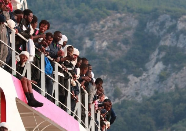 Italy hits back at neighbours' 'threats' on border security