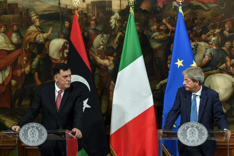 Libya denies accord for Italy ships to deploy